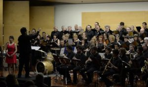 La Big Band GSD homenajea a Duke Ellington en el Centro Cultural El Pozo
