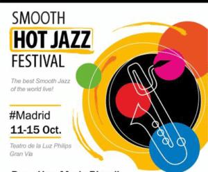 Se presenta en Madrid el Smooth Hot Jazz Festival 2017