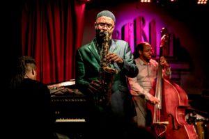 Kenny Garrett: el barón danzante del jazz