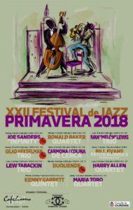 XXII Festival Jazz de Primavera en Ourense