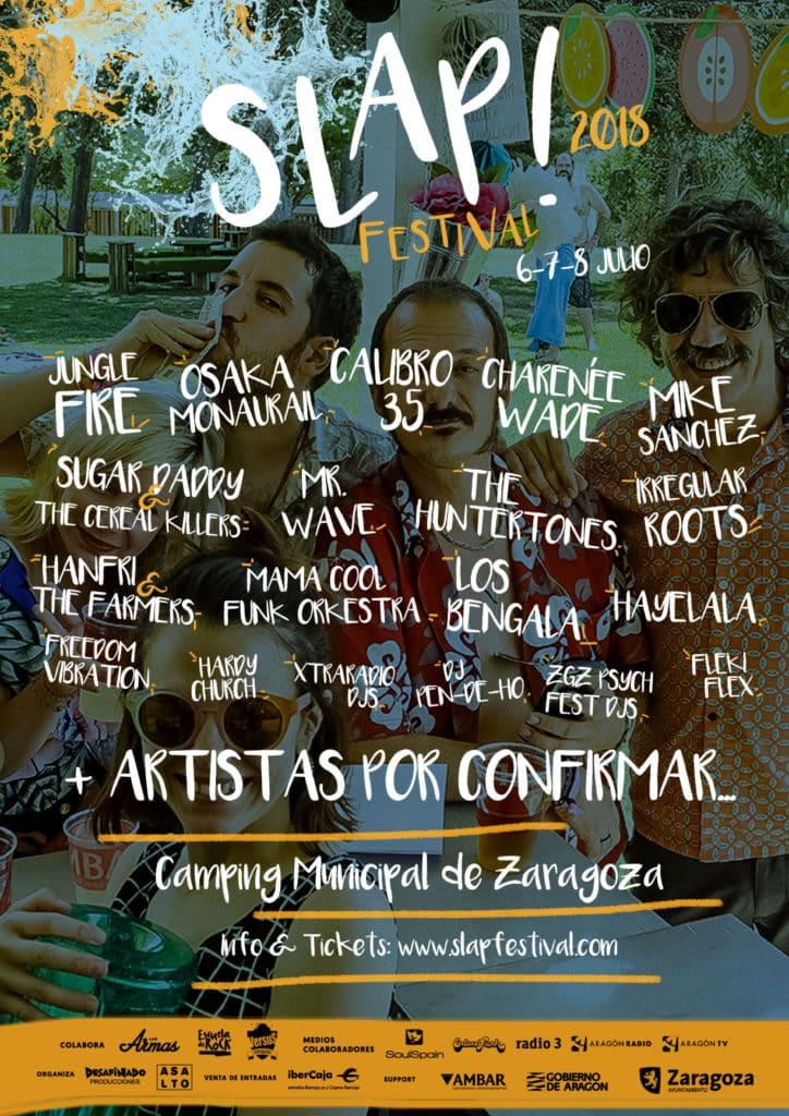 Cartel Slap! Festival 2018