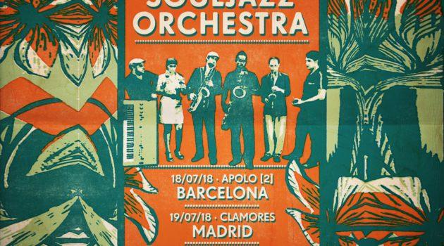 The Soul Jazz Orchestra, música para hacer temblar la tierra