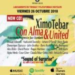 Ximo Tébar presenta nuevo trabajo y gira