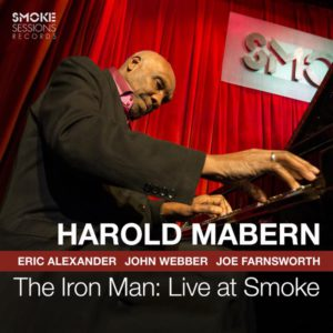 "Harold Mabern – ""The Iron Man: live at Smoke"" (Smoke Sessions Records, 2018)"