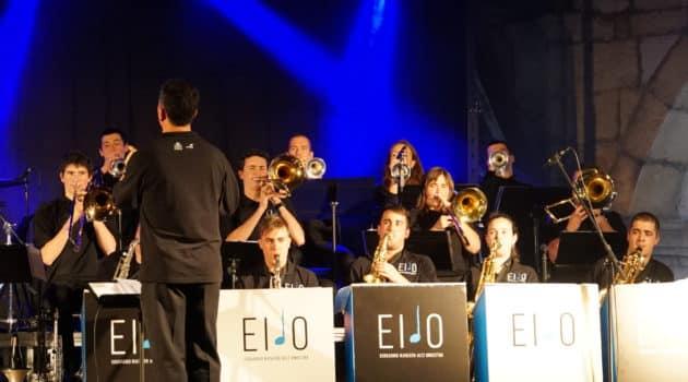 Euskadiko Ikasleen Jazz Orkestra presentará su nuevo repertorio en Álava y San Sebastián, en Abril