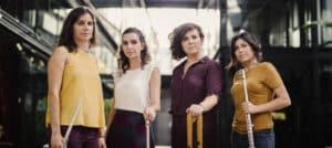 Quartetazzo lanza una campaña de crowdfunding para su primer disco.