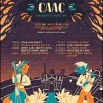 Jazz en el CAAC (Sevilla), conciertos de verano 2019.