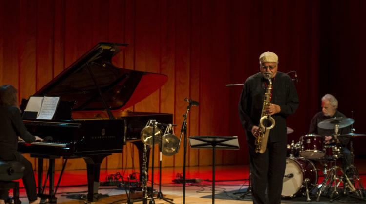 Joe Lovano y Trio Tapestry en el 51º Barcelona Jazz Festival 2019 de Barcelona.