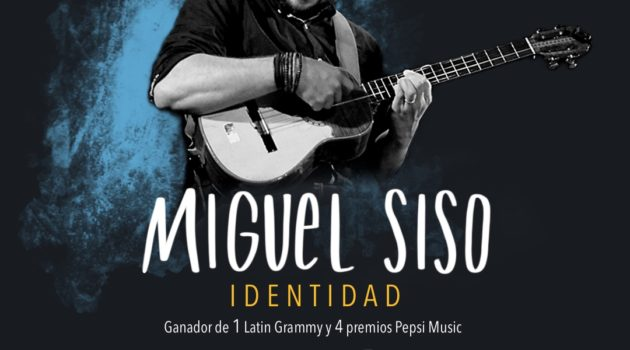 """Miguel Siso presenta """"Indentidad"""" el 27 de noviembre en la Sala Galileo de Madrid."""
