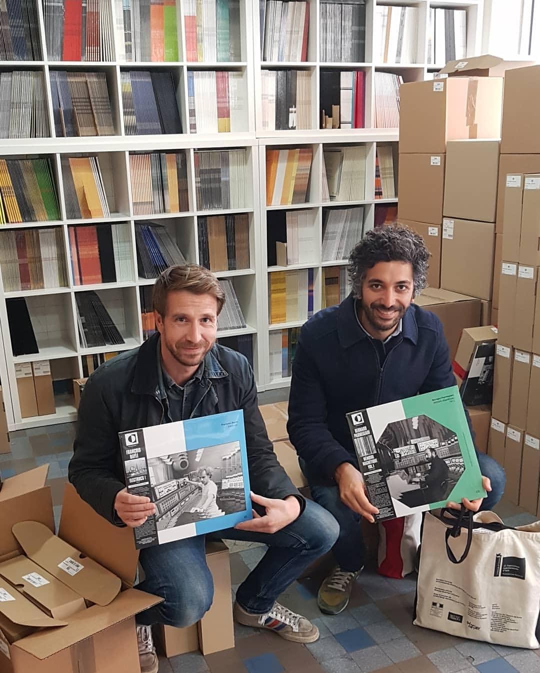 Sébastien Rosat & Jonathan Fitoussi