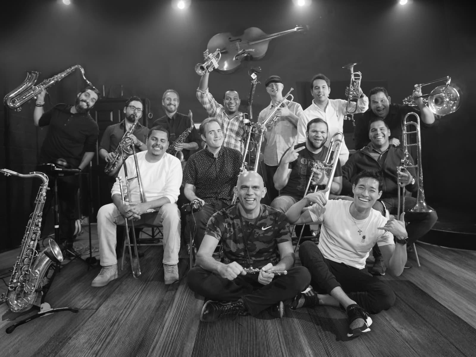 Raices Jazz Orchestra, Tony Succar & Pablo Gil