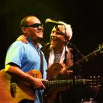 Gladston Galliza y Ximo Tebar. Jazz Panorama 2020. Foto: Sergio Lacedonia